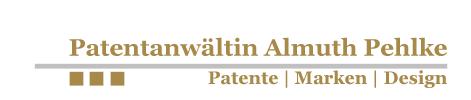 Almuth Pehlke Patentanwältin, Berlin - European Trademark u. Design Attorney